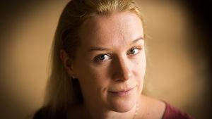 Yle Östnylands reporter Katarina Lind