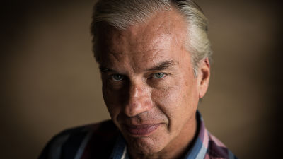 Yle Östnylands reporter Stefan Härus