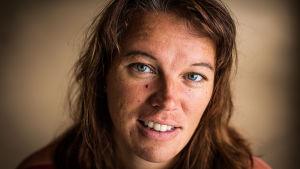 Yle Östnylands reporter Lone Widestam
