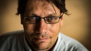 Yle Östnylands reporter Mikael Kokkola
