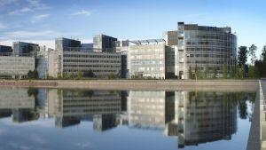 Nokias högkvarter i Esbo