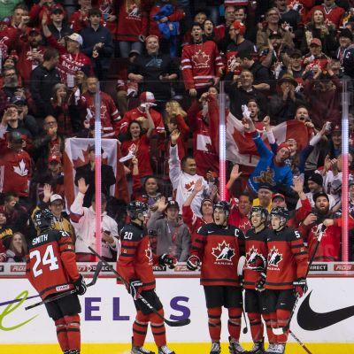 Kanada krossade Danmark i JVM.