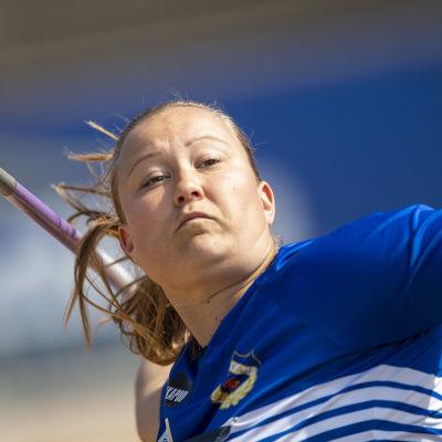 Heidi Nokelainen.