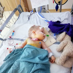 Varja sairaalassa