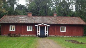 Huset vid Antkärrgården i Karis