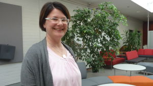 Projektledare Nina Pihl