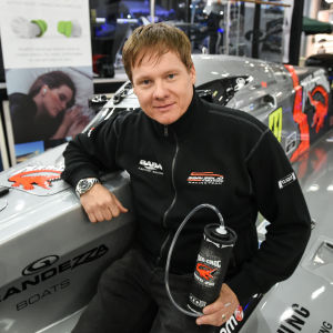 Sami Seliö är med i F1-båtarnas VM-serie.
