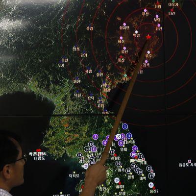 Etelä-Korean meteorologian laitos