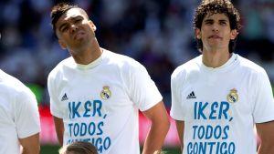 Madridspelare ger stöd för Casillas