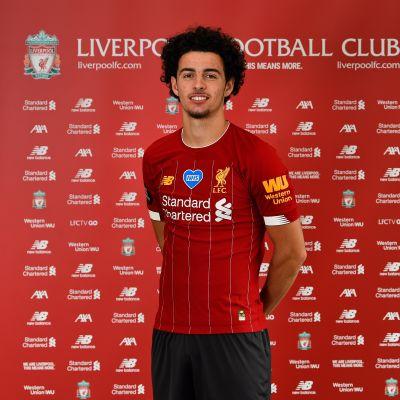 Liverpoolin nuori lahjakkuus onnistui Valioliigassa
