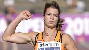 Dafne Schippers, U23-EM 2013