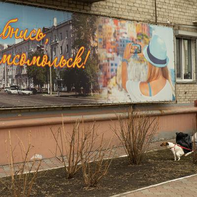Komsomolsk-on-amur street
