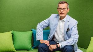Ylen tuotantojohtaja Janne Yli-Äyhö