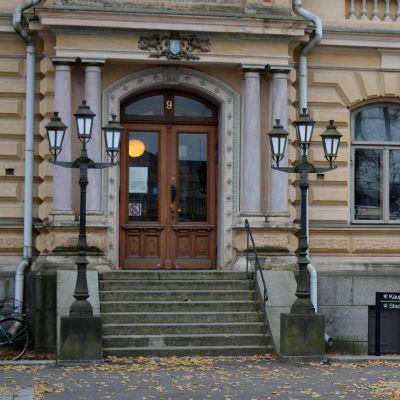 Borgå stadshus 2016