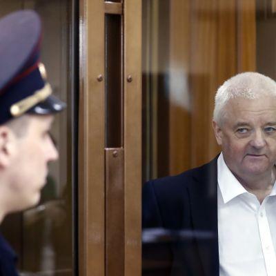 Den 63-årige förre gränsbevakaren Frode Berg dömdes till 14 års fängelse för spionage för den norska underrättelsetjänstens räkning