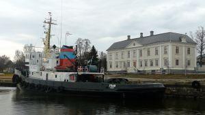 Bladhska gården i Kaskö.