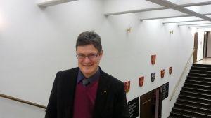 Rurik Ahlberg, kommundirektör i Korsholm.