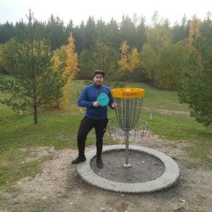 Joni Latokylä Hole-in-One, Turussa, 100 metriä