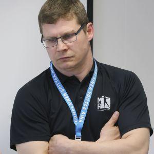 Pasi Sarkkinen on valittu Painiliiton uudeksi toiminnanjohtajaksi