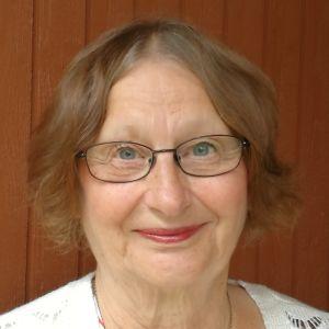Folklorist Anne Bergman.