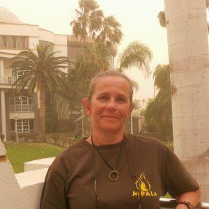 Gunilla Donners familj blev kvar på Teneriffa på grund av sandstorm