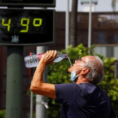 Värme i Córdoba
