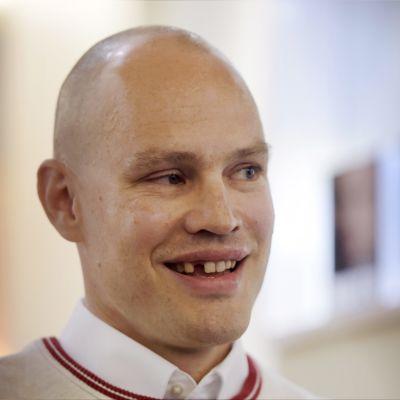 Jarkko Ruutu, september 2015.