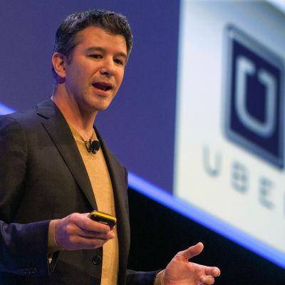 Ubers grundare och vd, Travis Kalanick lämnar Vita husets ekonomiska råd efter bojkotthot mot hans bolag