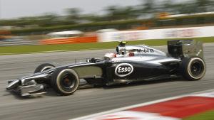 Kevin Magnussen, McLaren.