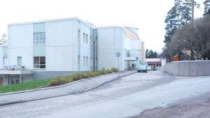 Näse hälsocentral i Borgå.