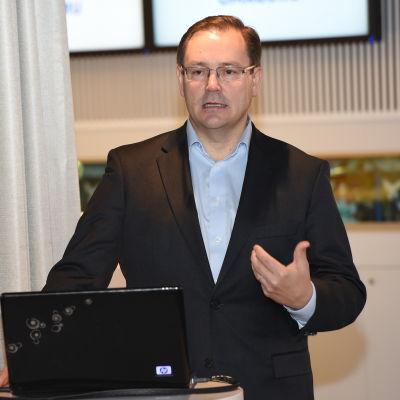 Veli-Matti Mattila är ny ordförande för Finlands Näringsliv