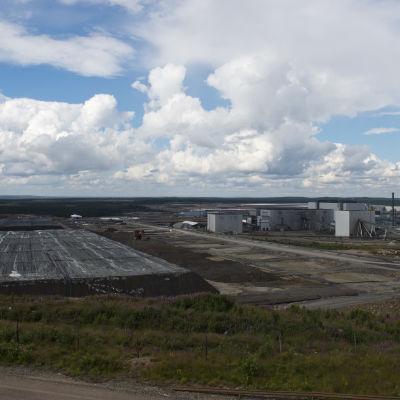 Talvivaara gruva i Sotkamo