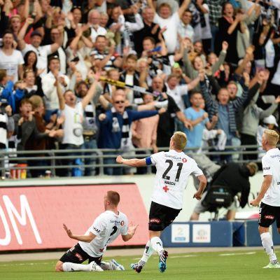 Odd är en tuff utmaning för IFK Mariehamn,