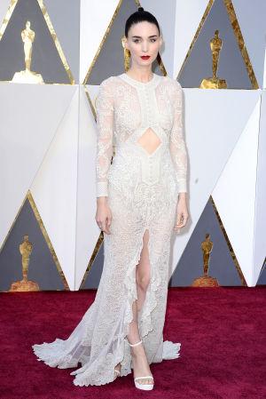 Rooney Mara på Oscarsgalan 2016.