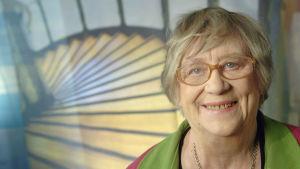 Kirjailija Kirsi Kunnas
