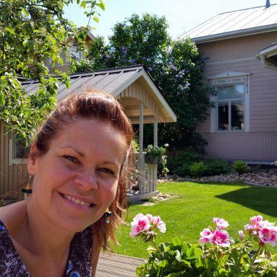 Nina Brännkärr-Friberg, ordförande för Projekt LIV
