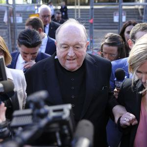 Ärkebiskopen i Adelaide Pihilip Wilson