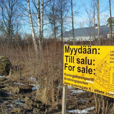 Tomtaffären mellan Lovisa stad och företaget Eltete mislyckades.