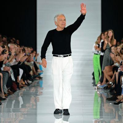 Modeskaparen Ralph Lauren