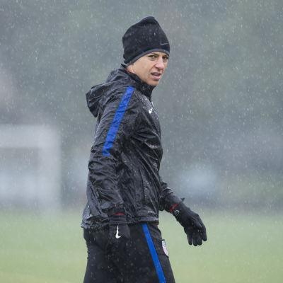 Carli Lloyd klar för Manchester City.
