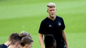 Andreas Cornelius är anfallare i FC Köpenhamn.