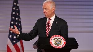 USA:s vicepresident Joe Biden