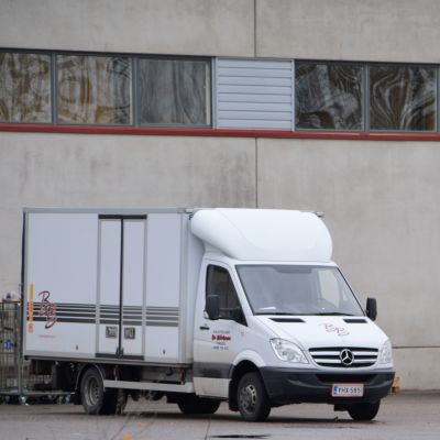 Företaget BB-kuljetus bilar