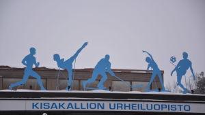 Kisakallio i Lojo.