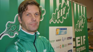 Stefan Strömborg, Ekenäs if