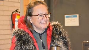 Kirsi Mantua-Kommonen från Auroraxplorer.