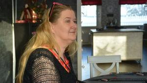 Marina Grönroos.