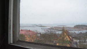 Utsikt från Mau-Mau i Hangö.