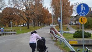 Ingå centrum.