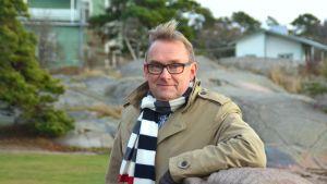 Denis Strandell i Hangö